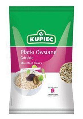 Picture of PLATKI OWSIANE 400G GORSKIE FOLIA KUPIEC