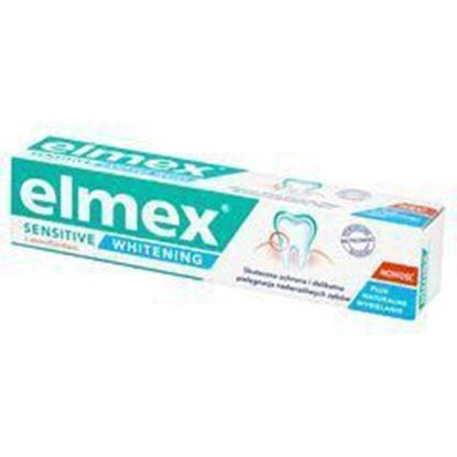 Picture of ELMEX PASTA DO ZEBOW SENSITIVE WHITENING 75ml