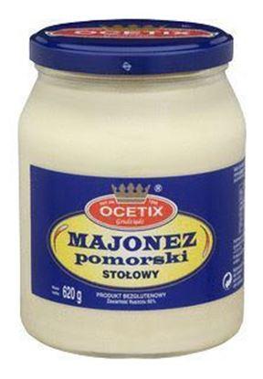 Picture of MAJONEZ POMORSKI 620G OCETIX