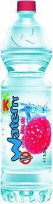 Picture of WODA KUBUS WATERRR 1,5L MALINA NGAZ PET
