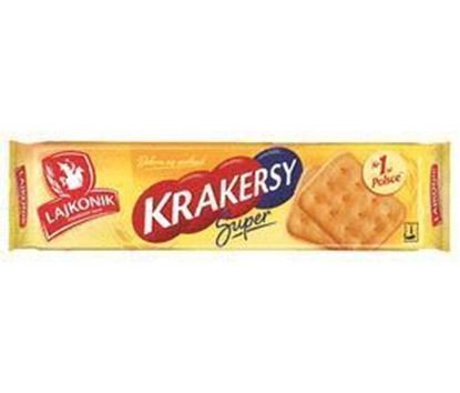 Picture of KRAKERSY LAJKONIK SUPER 180G LORENZ BAHLSEN