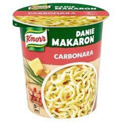 Picture of DANIE KNORR MAKARON CARBONARA 62G
