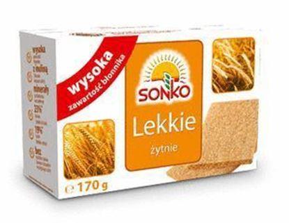 Picture of PIECZYWO SONKO LEKKIE ZYTNIE 170G