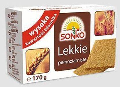 Picture of PIECZYWO SONKO LEKKIE PELNOZIARNISTE 170G