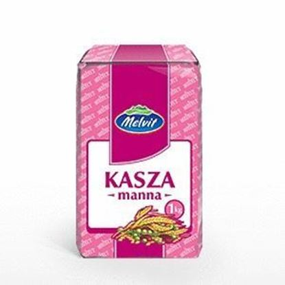 Picture of KASZA MANNA 1KG MELVIT