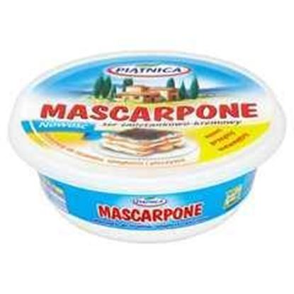 Picture of SER MASCARPONE 250G OSM PIATNICA