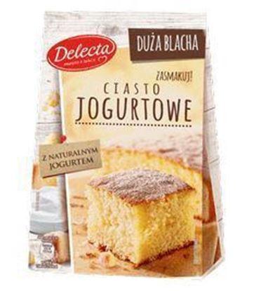 Picture of CIASTO DUZA BLACHA JOGURTOWE 640G DELECTA