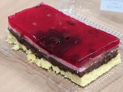 Picture of Moncherry (ciasto czekoladowo-wisniowe)