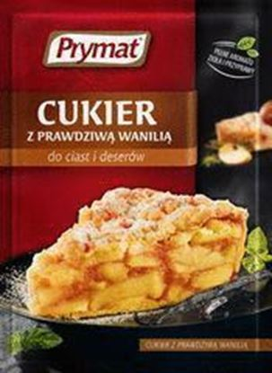 Picture of CUKIER Z PRAWDZIWA WANILIA 10G PRYMAT