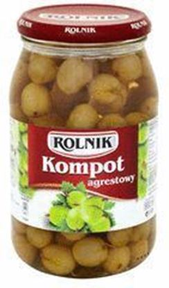 Picture of KOMPOT AGRESTOWY 900ML ROLNIK
