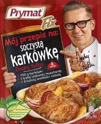 Picture of MOJ PRZEPIS NA SOCZYSTA KARKOWKE 30G PRYMAT