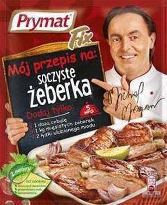 Picture of MOJ PRZEPIS NA SOCZYSTE ZEBERKA 30G PRYMAT