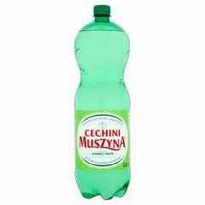 Picture of WODA MUSZYNA 2L LEKKI GAZ PET CECHINI