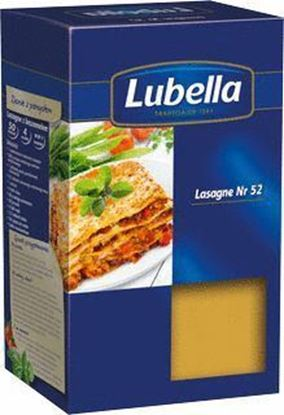 Picture of MAKARON INSPIRACJE 500G LASAGNE LUBELLA