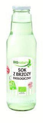 Picture of SOK Z BRZOZY 750ML NATURALNY BIO POLBIOECO