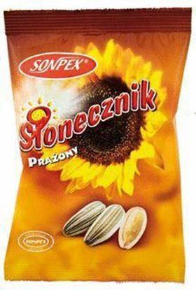 Picture of SLONECZNIK 150G PRAZONY PASIAK NIESOLONY SONPEX