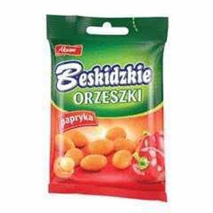 Picture of ORZESZKI BESKIDZKIE PAPRYKA 70G AKSAM