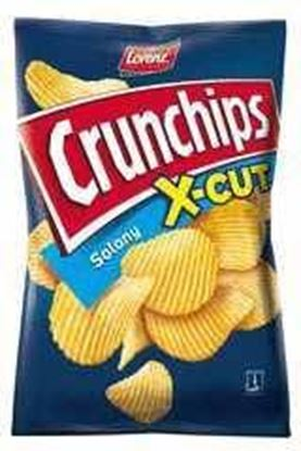 Picture of CHIPSY CRUNCHIPS X-CUT 140G SOLONE LORENZ BAHLSEN