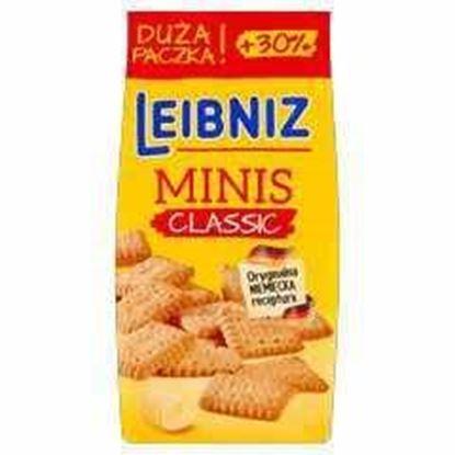 Picture of HERBATNIKI LEIBNIZ MINIS 120G BAHLSEN