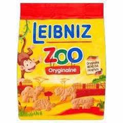 Picture of HERBATNIKI LEIBNIZ ZOO 100G BAHLSEN