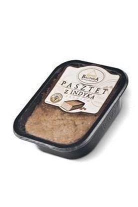 Picture of PASZTET Z INDYKA OK 0,35kg BACOWKA
