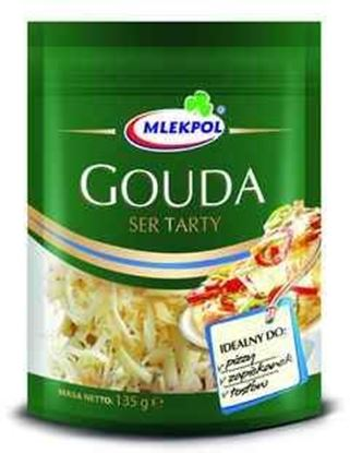 Picture of SER GOUDA TARTY 135G MLEKPOL