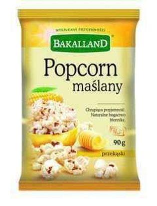 Picture of POPCORN MASLANY 90G BAKALLAND
