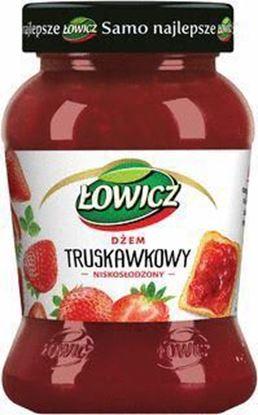 Picture of DZEM LOWICZ 450G TRUSKAWKA NISKOSLODZ