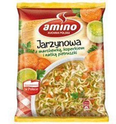 Picture of ZUPA AMINO NUDLE JARZYNOWA 58G