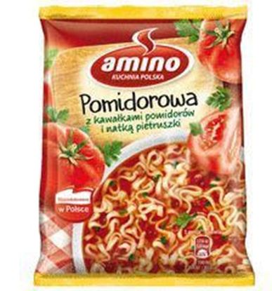 Picture of ZUPA AMINO NUDLE POMIDOROWA 61G