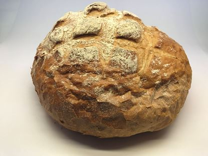 Picture of Chleb pszenny z mąką (cały) 800g DOSTAWA DZISIAJ