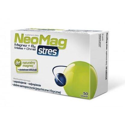 Picture of Neomag stres, 50 tabletek