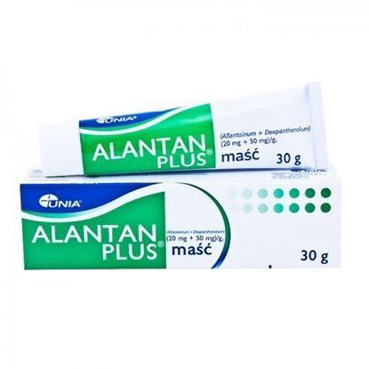 Picture of Alantan plus, maść, od urodzenia, 30g