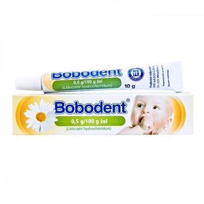 Picture of Bobodent, żel, 10g