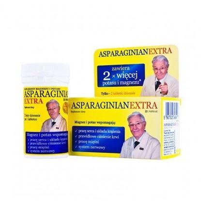 Picture of Asparaginian extra, magnezu i potasu, 50 tabletek