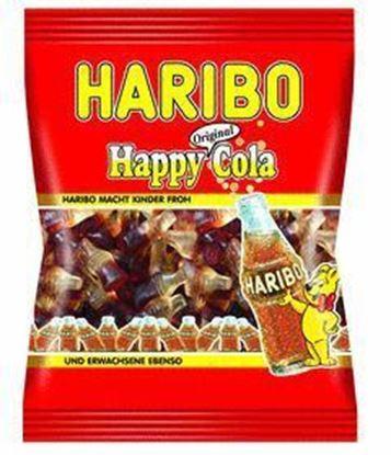Picture of ZELKI HARIBO HAPPY COLA 100G