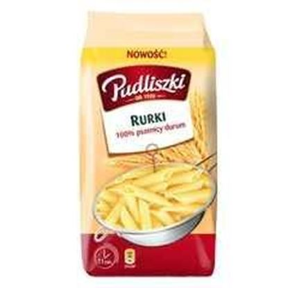 Picture of MAKARON PUDLISZKI RURKI DURUM 500G