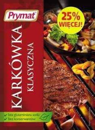 Picture of PRYMAT PRZYPRAWA DO KARKOWKI KLASYCZNA 20G