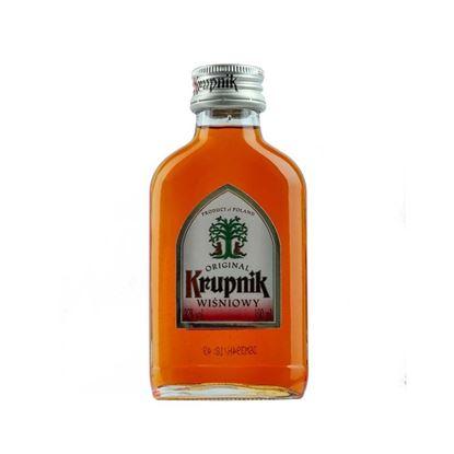 Picture of KRUPNIK CHERRY (WISNIA)  0.1L ALC. 30%