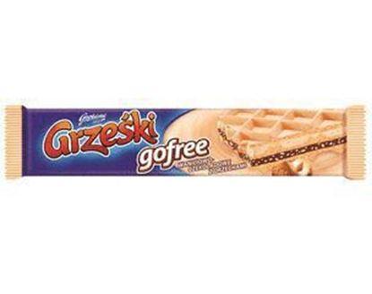 Picture of WAFELEK GRZESKI GOFREE WANILIA 33G GOPLANA