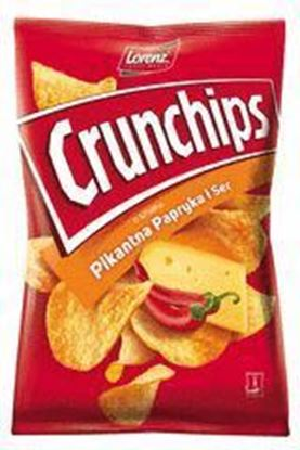 Picture of CHIPSY 140G PIKANTNA PAPRYKA I SER CRUNCHIPS