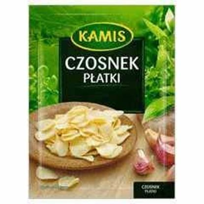Picture of CZOSNEK PLATKI 15G KAMIS