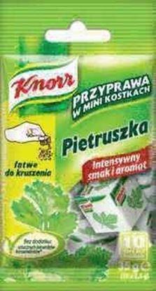 Picture of PRZYPRAWA KNORR MINI KOSTKA PIETRUSZKA 10*3