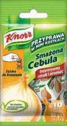 Picture of PRZYPRAWA KNORR MINI KOSTKA SMAZONA CEBULA 10*3