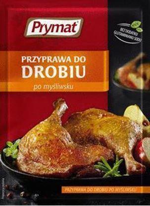 Picture of PRZYPRAWA PRYMAT DO DROBIU PO MYSLIWSKU 20G