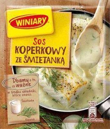 Picture of SOS WINIARY NA KAZDY DZIEN KOPERKOWY ZE SMIETANA 27G
