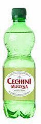Picture of WODA MUSZYNA 500ML LEKKI GAZ PET CECHINI Zielona