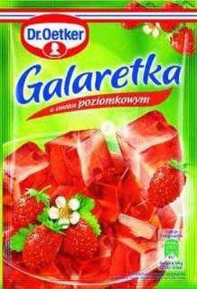 Picture of GALARETKA DR OETKER POZIOMKOWA 77G