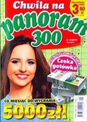 Picture of CHWILA NA 300 PANORAM DWUMIESIECZNIK
