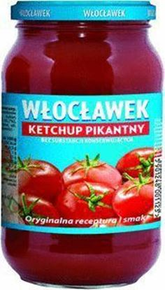 Picture of KETCHUP PIKANTNY 970G SLOIK WLOCLAWEK
